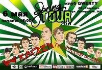 Афиша Ижевска — Kaizen + Thousand Scars = Spring Tour 2011