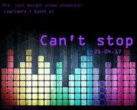 Афиша Ижевска — Can't Stop feat. Lowriderz в «Пинте»