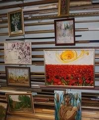 Афиша Ижевска — Выставка «Картины на поддонах»