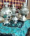 Выставка «ОтЧАЯнные истории про самовары и чайники»