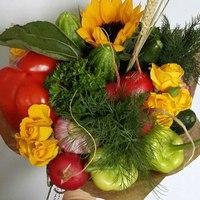 Афиша Ижевска — Мастер-класс по букетам из овощей