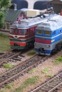 Афиша Ижевска — Выставка «Модели железнодорожного транспорта»