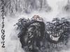 Афиша Ижевска — Выставка современной китайской живописи «Книга перемен»