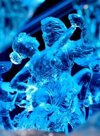 Афиша Ижевска — Фестиваль ледовой скульптуры «Удмуртский лёд»