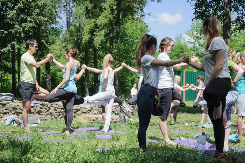 Йога туры для женщин