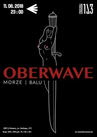 Афиша Ижевска — Вечеринка дарк диско «OBERWAVE»