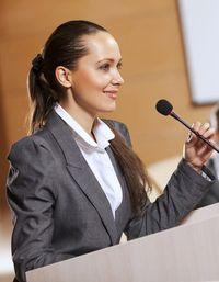 Афиша Ижевска — Мастер-класс по публичным выступлениям