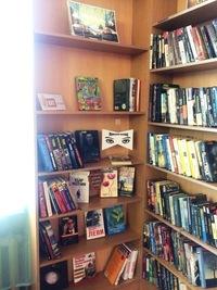 Афиша Ижевска — Выставка «Новые книги в библиотеке»