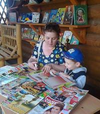Афиша Ижевска — Выездной читальный зал «Библиотечный зоопарк»