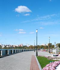 Афиша Ижевска — День города на Набережной