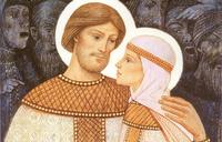 Афиша Ижевска — Книжная выставка «Любви и веры образец»