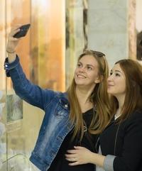 Афиша Ижевска — Акция «Музейное селфи»