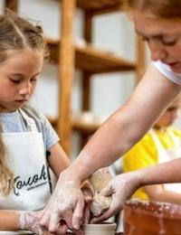 Афиша Ижевска — Мастер-классы по гончарному мастерству