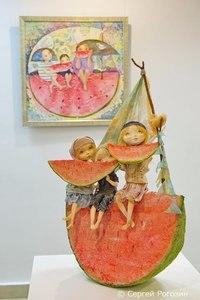 Афиша Ижевска — Выставка авторской куклы