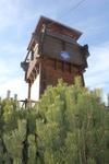 Смотровая башня в Зоопарке