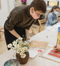 Афиша Ижевска — Творческие мастерские в Музее изоискусств