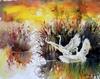 Занятие по живописи акварелью