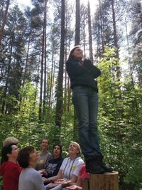 Афиша Ижевска — Верёвочный курс в «Резонансе»