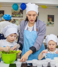 Афиша Ижевска — Мастер-классы в кулинарном клубе «Облака»
