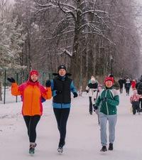 Афиша Ижевска — Серия забегов «Парковая миля»