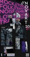 Фестиваль молодёжного искусства NOVART — 2021