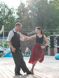 Афиша Ижевска — День Танца на CITY FEST