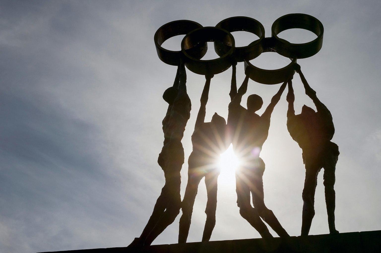 Семейные олимпийские игры