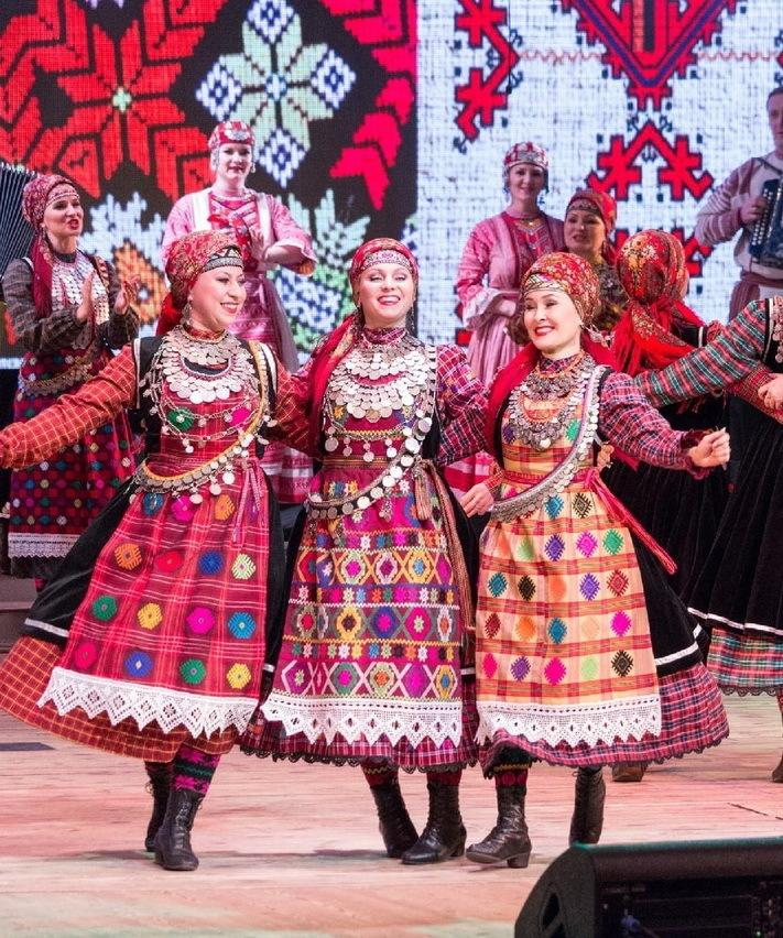 Фестиваль «Поёт село родное»