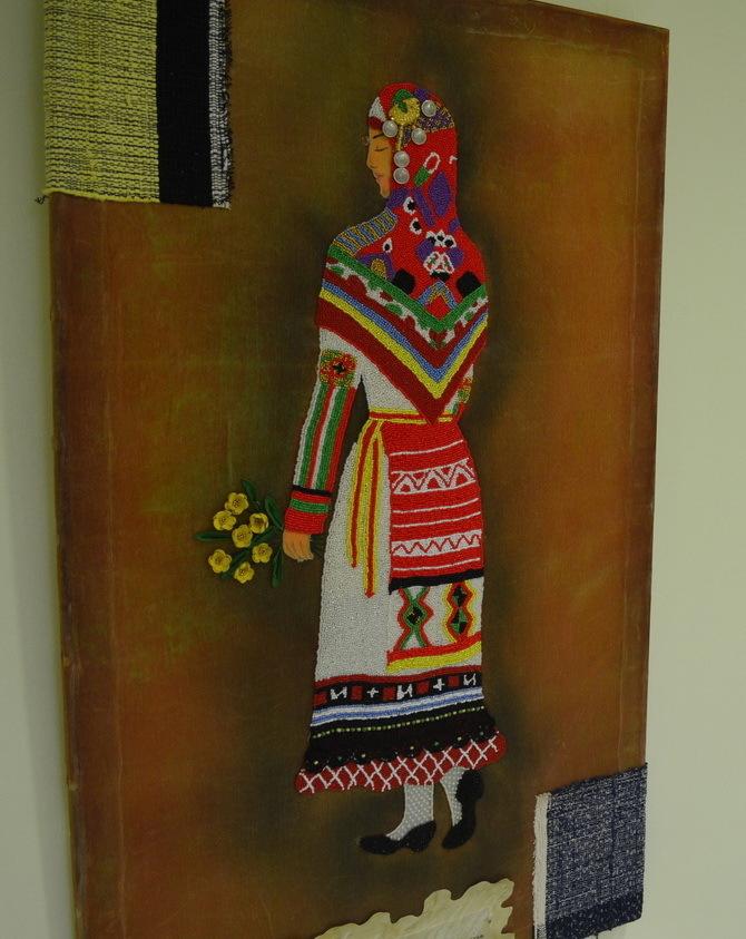 Выставка «Удмуртские красавицы»