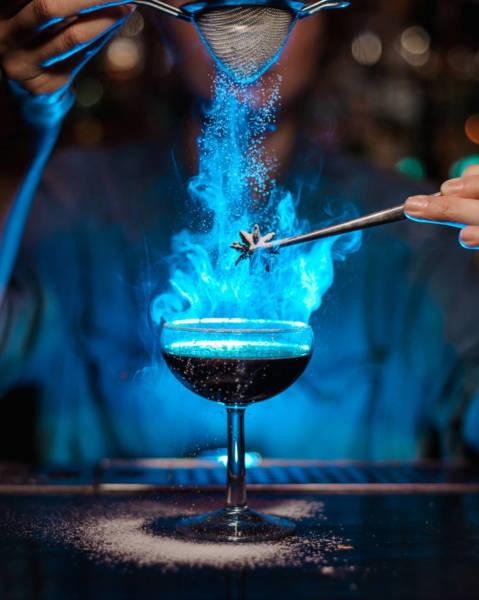 Антибрендовый бармен-челлендж