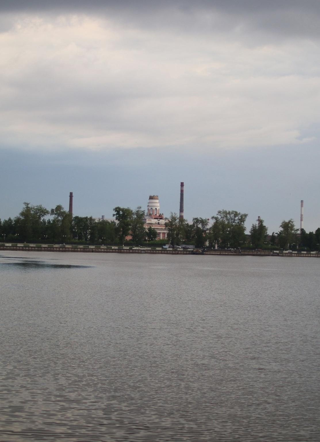 Краеведческая среда: история Ижевского пруда