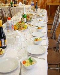Ижевск — Привал, столовая