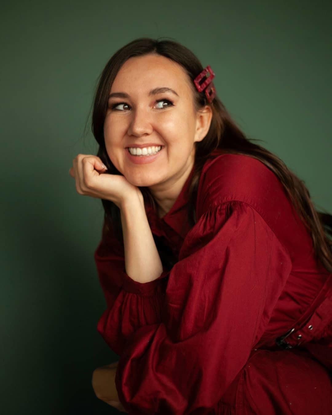 Вера Вондербера @vera_wonderbera  Коуч, блогер и просто человек.