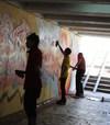Республиканский конкурс граффити «Мы помним»