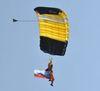 Состязания по парашютному спорту в Ижевске