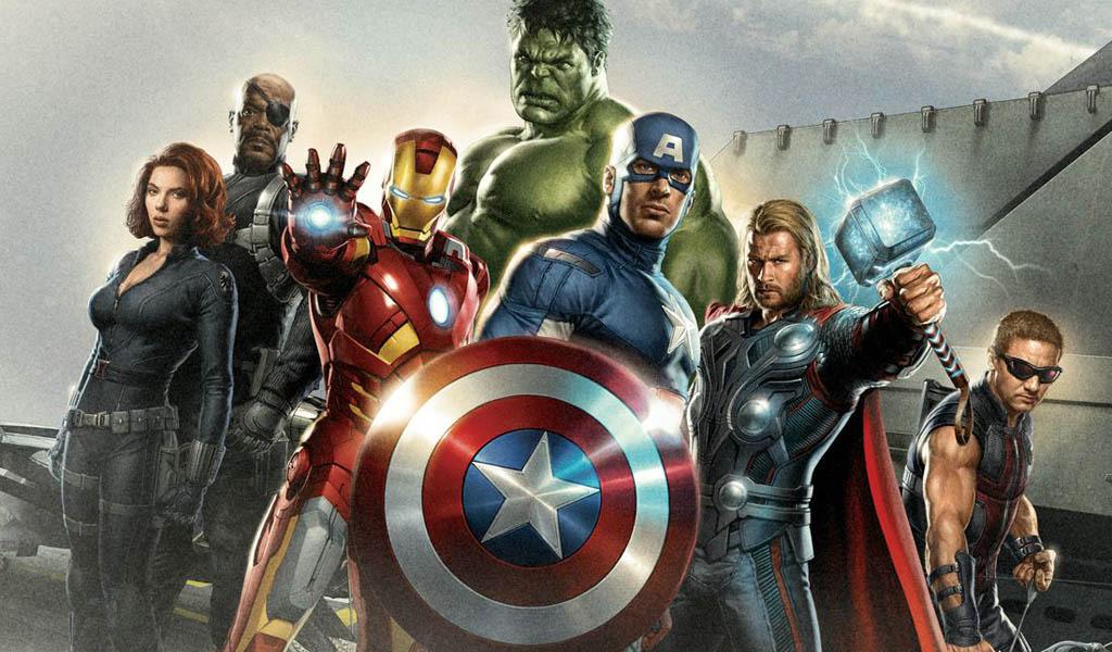 Афиша Ижевска — Мстители, собирайтесь! История супергероев Marvel