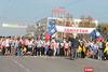Более 7000 человек вышли на старт «Кросса Нации 2012»