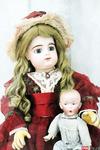 60 антикварных кукол из частной коллекции