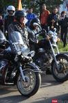 Парад байкеров и велосипедистов