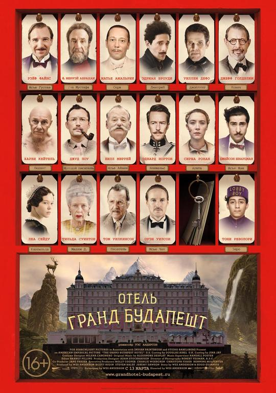 Афиша Ижевска — Отель «Гранд Будапешт»