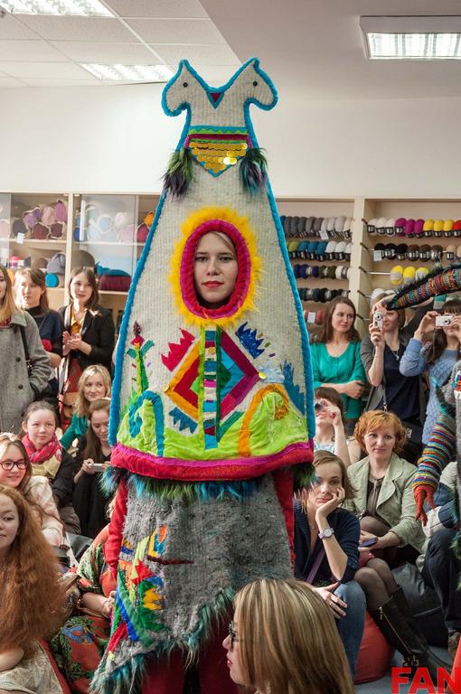 Фестиваль удмуртской моды прошёл в Ижевске