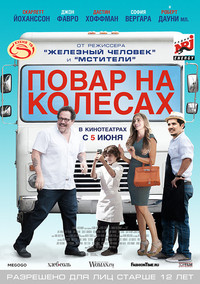 Афиша Ижевска — Повар на колёсах