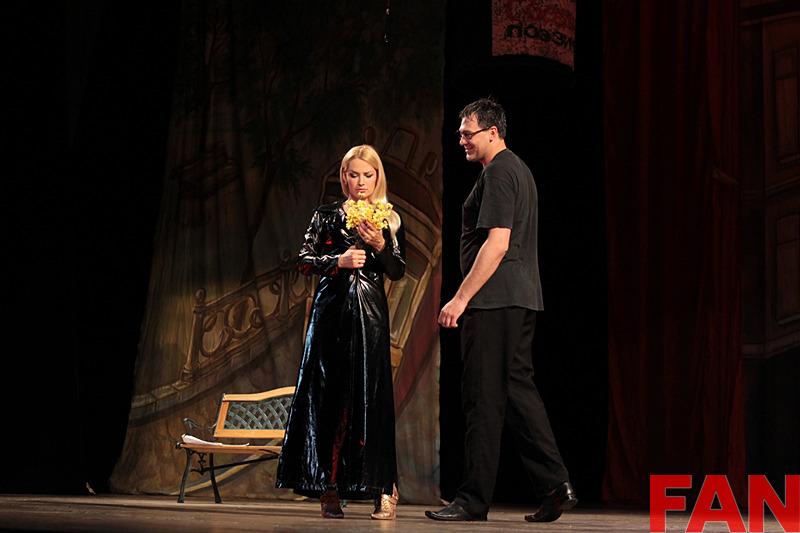 Спектакль «Мастер и Маргарита» в постановке Валерия Беляковича