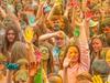 Афиша Ижевска — Фестиваль красок холи