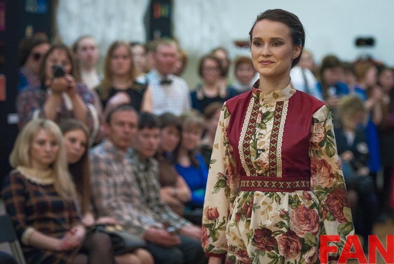 Фестиваль удмуртской моды Эль Ныл