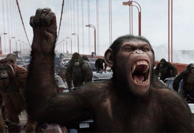 «Планета обезьян: война» | Как это было?