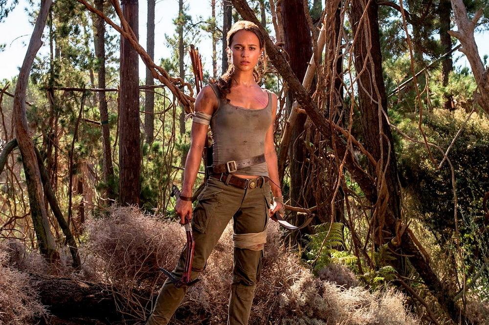Куда пойти в выходные: «Tomb Raider: Лара Крофт», концерт Ирины Круг, цирк «Шоу воды огня и света» и ещё 5 идей
