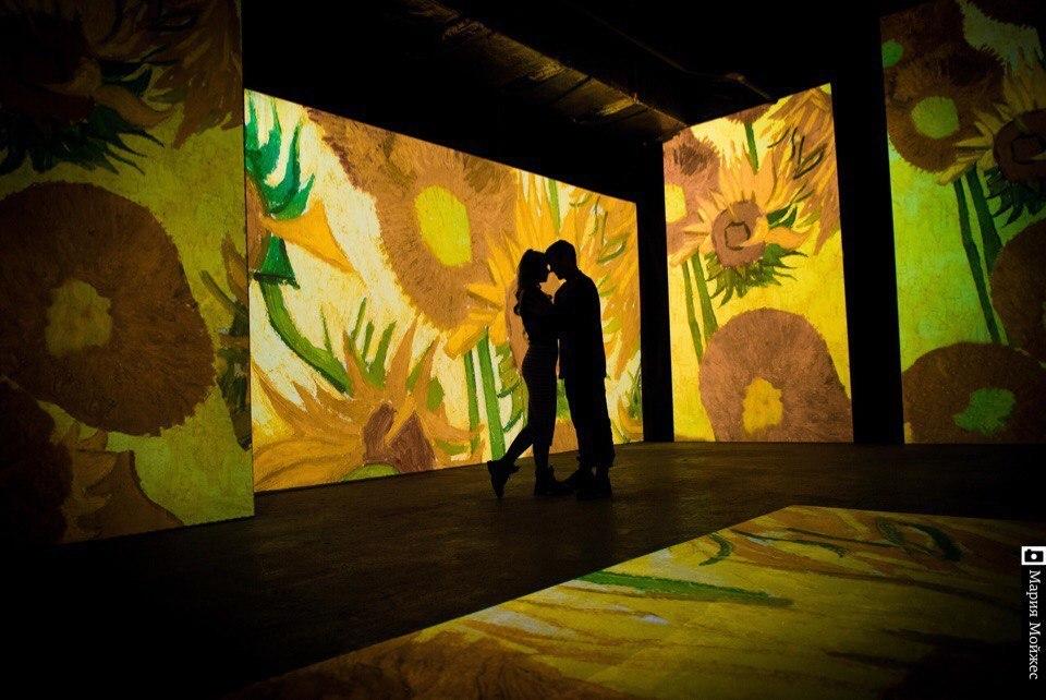 Куда пойти | «Винсент Ван Гог». Ожившие полотна