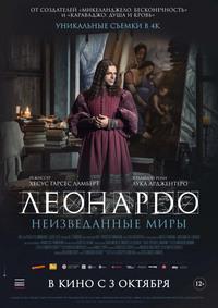 Афиша Ижевска — Леонардо да Винчи. Неизведанные миры