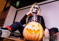 Афиша Ижевска — Куда пойти на Хэллоуин в Ижевске: от ярких вечеринок до жутких приключений на темных улицах